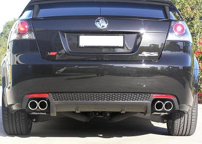 Sureflo Exhaust - VE and VF Commodores